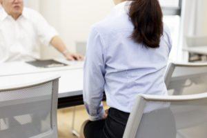 転職活動の面接